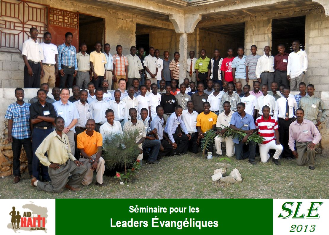 Church Leadership Seminar in Fond Duiex (August 12-16)